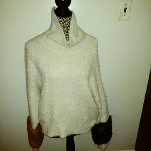 Zara Knit Collect Wool Sweater